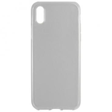 Чехол Akami для Apple iPhone X (прозрачный силикон)