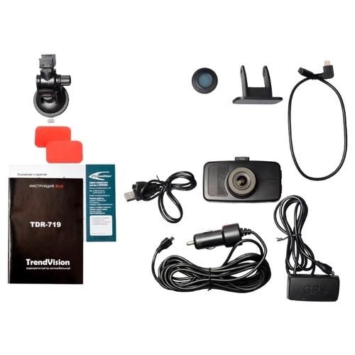Видеорегистратор TrendVision TDR-719 City GPS, GPS