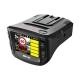 Видеорегистратор с радар-детектором SHO-ME Combo №5 А12