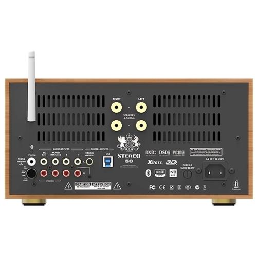 Интегральный усилитель iFi Retro Stereo 50