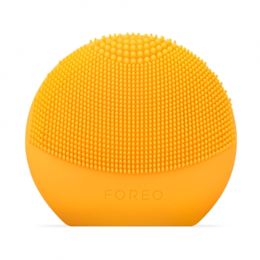 FOREO Смарт-щетка для чистки лица LUNA fofo (Sunflower Yellow)