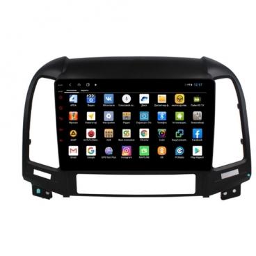 Автомагнитола Parafar Hyundai Santa Fe 2 2009-2011 Android 8.1.0 (PF208XHD)