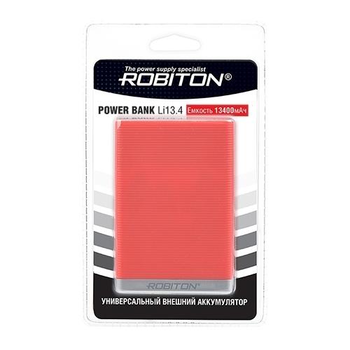 Аккумулятор ROBITON Power Bank Li13.4