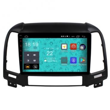 Автомагнитола Parafar IPS Hyundai Santa Fe 2 2009-2011 Android 6.0 (PF208Lite)