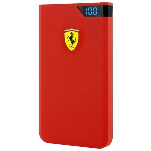 Аккумулятор CG Mobile Ferrari Power Bank 10000 mAh (FEPBI610)