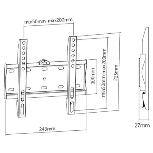 Кронштейн на стену Benatek PLASMA-5