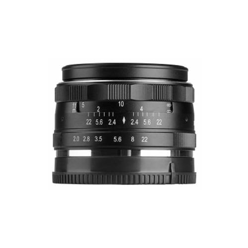 Объектив Meike 50mm f/2 Canon EF-M