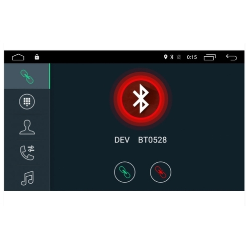 Автомагнитола ROXIMO S10 RS-2312 KIA RIO K2 2017 (Android 8.1)