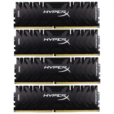 Оперативная память 16 ГБ 4 шт. HyperX HX426C13PB3K4/64