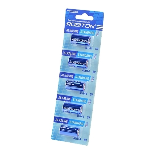 Батарейка ROBITON Alkaline Standart 4LR44
