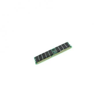 Оперативная память 1 ГБ 1 шт. Kingston KVR400X72RC3A/1G