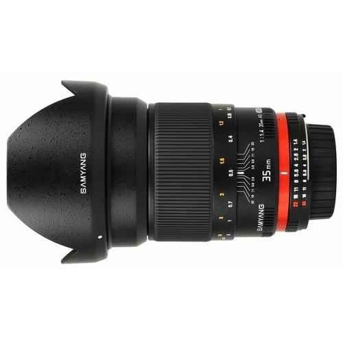 Объектив Samyang 35mm f/1.4 ED AS UMC AE Nikon F