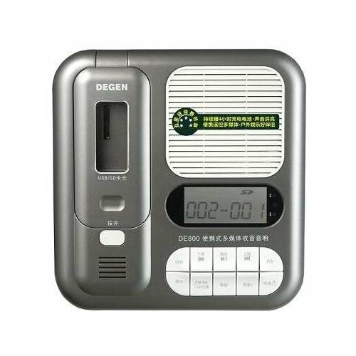 Радиоприемник Degen DE-800