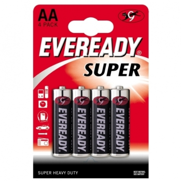 Батарейка EVEREADY Super Heavy Duty АА/R6
