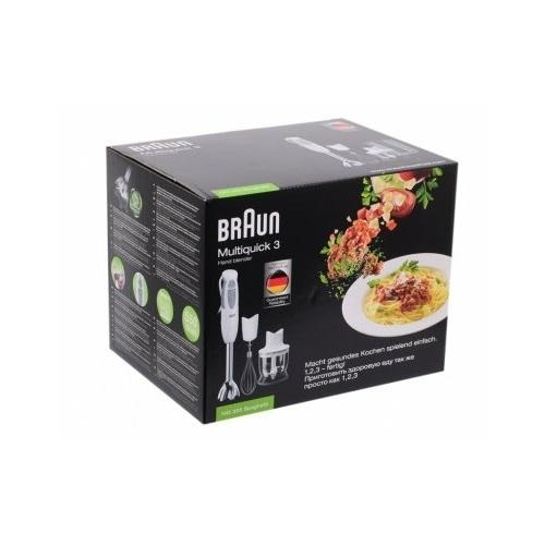 Погружной блендер Braun MQ 325 Spaghetti