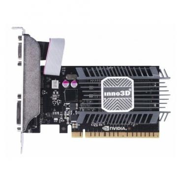 Видеокарта INNO3D GeForce GT 730 902Mhz PCI-E 2.0 2048Mb 1800Mhz 64 bit DVI HDMI HDCP