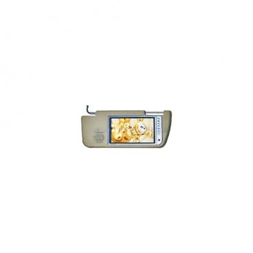 Автомобильный монитор ESPADA E-SV706