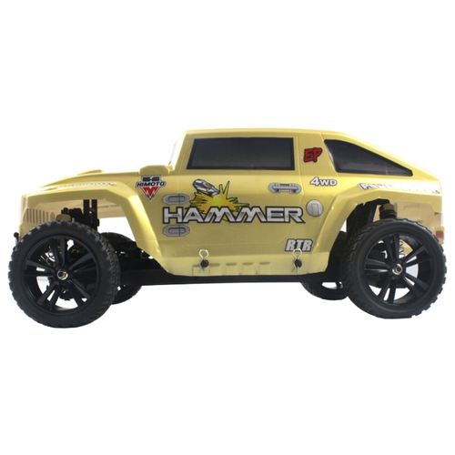 Монстр-трак Himoto Hammer (E18HML) 1:18 24 см