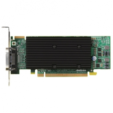 Видеокарта Matrox M9120 PCI-E 512Mb 128 bit Low Profile Cool
