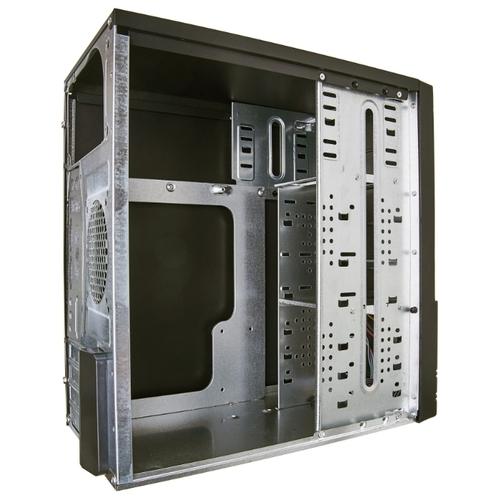 Компьютерный корпус ExeGate BAA-101U w/o PSU Black