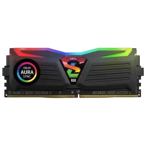 Оперативная память 16 ГБ 1 шт. GeIL SUPER LUCE RGB SYNC GLS416GB2666C19SC