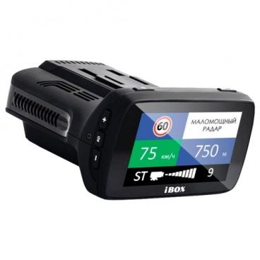 Видеорегистратор с радар-детектором iBOX Combo F5+ (PLUS) A12