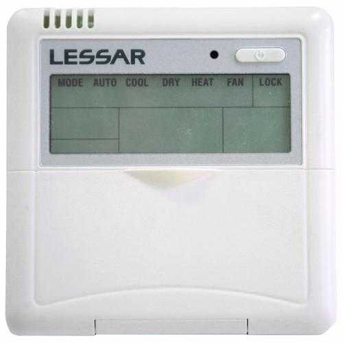Кассетный кондиционер Lessar LS-HE18BCOA2 / LU-HE18UOA2