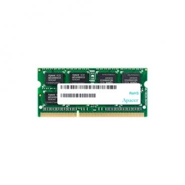 Оперативная память 8 ГБ 1 шт. Apacer DDR3 1600 SO-DIMM 8Gb