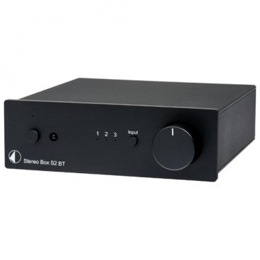 Интегральный усилитель Pro-Ject Stereo Box S2 BT