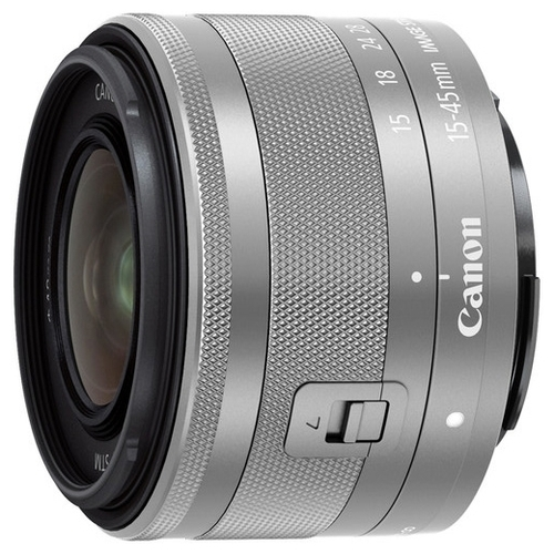 Объектив Canon EF-M 15-45mm f/3.5-6.3 IS STM