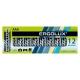 Батарейка Ergolux Alkaline AAA