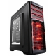 Компьютерный корпус Deepcool Kendomen Red