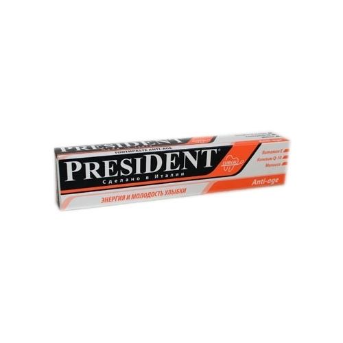 Зубная паста PresiDENT Anti-age