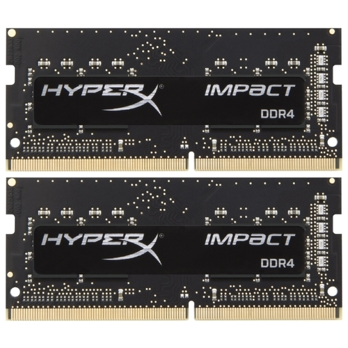 Оперативная память 8 ГБ 2 шт. HyperX HX432S20IB2K2/16