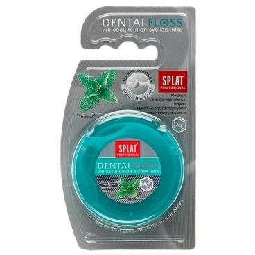 SPLAT зубная нить Dentalfloss (мята)