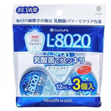 Kiyou Jochugiku Ополаскиватель для полости рта L-8020 Освежающая мята