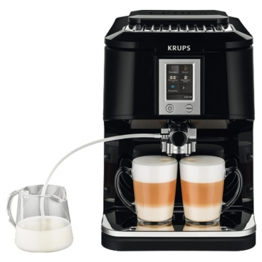 Кофемашина Krups EA8808 Two-In-One Cappuccino