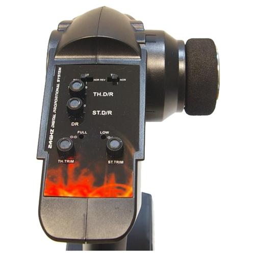 Монстр-трак Himoto Tracker (E18TKL) 1:18 24 см