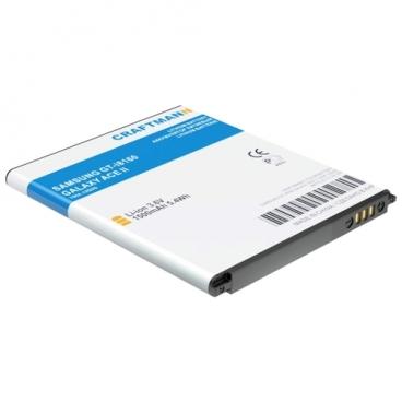 Аккумулятор Craftmann C1.02.234 для Samsung GT-i8160 Galaxy Ace II (1500 mAh)