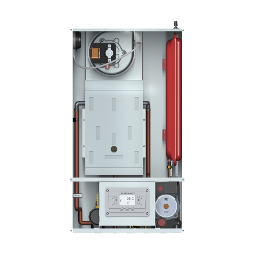 Газовый котел Лемакс PRIME-V10 10 кВт двухконтурный
