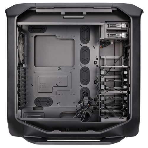 Компьютерный корпус Corsair Graphite Series 780T Black