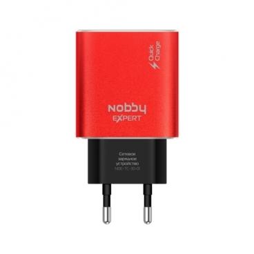 Сетевая зарядка Nobby Expert NBE-TC-30-01