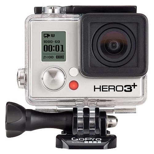 Экшн-камера GoPro HERO3+ Edition (CHDHN-302)
