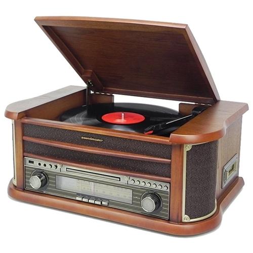 Виниловый проигрыватель Soundmaster NR540