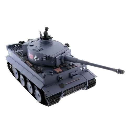 Танк Heng Long Tiger I (3818-1) 1:16 53 см