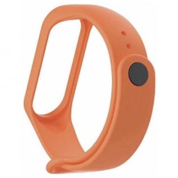 Karmaso Ремешок для Xiaomi Mi Band 3 оранжевый