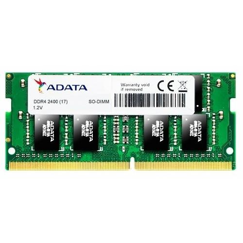 Оперативная память 8 ГБ 1 шт. ADATA DDR4 2400 SO-DIMM 8Gb