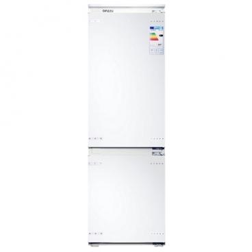Встраиваемый холодильник Ginzzu NFK-245