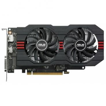 Видеокарта ASUS Radeon RX 560 1210Mhz PCI-E 3.0 4096Mb 7000Mhz 128 bit DVI HDMI HDCP OC