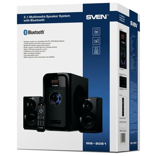 Компьютерная акустика SVEN MS-2051